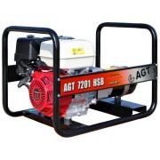 Generator De Curent Agt 7201 Hsb 6.1 Kva Motor Honda Gx390 6.1 L