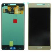 Display Cu Touchscreen Samsung Galaxy A5 A520F Original Auriu