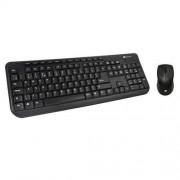 Kit tastatura si mouse Serioux SRX-MKM5100 PS2 Black