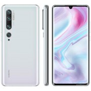 "Telefon Mobil Xiaomi Mi Note 10, Procesor Snapdragon 730G Octa-Core 2.2/1.8GHz, AMOLED Capacitive touchscreen 6.47"", 6GB RAM, 128GB Flash, 108 + 12 + 5 + 20 + 2 MP, 4G, Wi-Fi, Dual SIM, Android (Alb)"