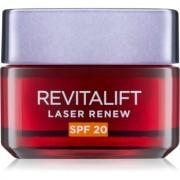 L'Oréal Paris Revitalift Laser Renew creme de dia antirrugas SPF 20 50 ml