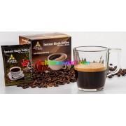 Ayura Herbal Black Coffe instant Fekete gyógykávé, ganodermával, 10 tasak/doboz