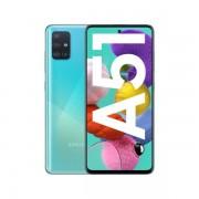 Telefon mobil Samsung Galaxy A51, Dual SIM, 128GB, 4GB RAM, 4G, Prism Blue