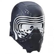 Star Wars The Last Jedi Kylo Ren Electronic Voice Changer Mask,Black