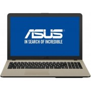 "Laptop ASUS VivoBook 15 X540NA (Procesor Intel® Celeron® N3350 (2M Cache, up to 2.40 GHz), Kaby Lake, 15.6"" HD, 4GB, 500GB HDD @5400RPM, Intel® HD Graphics 500, Endless OS, DVD-RW, Negru ciocolatiu) + Bonus Intel Celeron Software Pack ASUS"