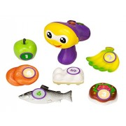 Learn To Shop Grocery Shopping Food Scanner Toy For Kids