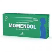 Angelini Spa Momendol*12cps Molli 220mg
