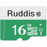 Ruddis Alta Velocidad Clase 10 16GB TF / Micro SDXC Uhs-1 (U1) Tarjeta De Memoria