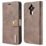 Huawei Mate 9 Dg.Ming 2-in-1 Wallet Case - Coffee