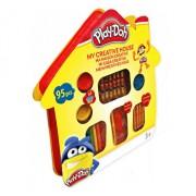 Play-Doh, Casuta mea creativa, 95 piese