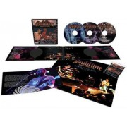 Video Delta Sublime - 3 Ring Circus-Live At The Palace - CD