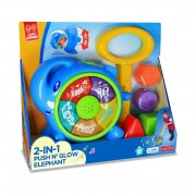 JUCARIE DE IMPINS 2 IN 1 - ELEFANTEL - LITTLE LEARNER (4531T)