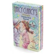 Fancy Nancy: Nancy Clancy's Ultimate Chapter Book Quartet: Books 1 Through 4, Paperback/Jane O'Connor