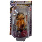Dora The Explorer Dora Explores The World Figure Collection India Nickelodeon by Dora the Explorer