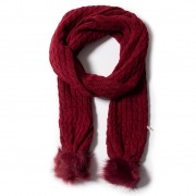 Шал GUESS - Not Coordinated Scarves AW8200 WOL03 MER