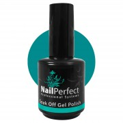 Nail Perfect - Soak Off Gel Polish - #074 Living Legends - 15 ml