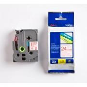 Brother Originale P-Touch 550 Nastro (TZE-252) multicolor 24mm x 8m - sostituito Nastro trasferimento termico TZE252 per P-Touch550