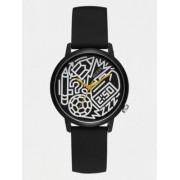 Guess Analoog Horloge Met Graffiti-Print