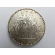 Dvacetikoruna 20 Kčs 1941