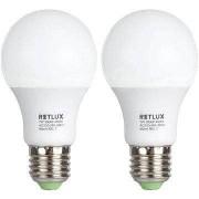 Sijalica LED Retlux, E27 2x9W, 50003291, toplo bela