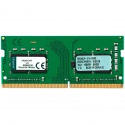 Memoria Ram DDR4 4GB 2400Mhz Laptop KINGSTON Value Ram KVR24S17S6/4