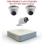 Hikvision 2 MP DS-7104HQHI-F1 - DS-2CE16D0T-IRP - DS-2CE56D0T-IRP HD Box 1080P Camera