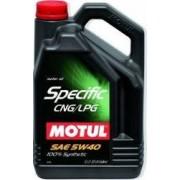 Ulei motor Motul Specific CNG LPG 5W40 5L