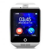 Eastor Bluetooth Smart Watch Q18 Apoyo Camara GSM SIM - Blanco