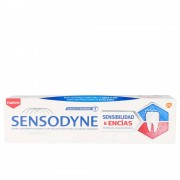 Sensodyne SENSIBILIDAD & ENCÍAS crema dental 75 ml