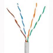 Bobina de cable UTP Categoría 5E Panduit 305 metros gris