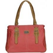 MAEVA Fashionable Pink Hand-held Bag