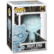 Game Of Thrones FUNKO POP Vinylfigur! - Game Of Thrones Night King Vinyl Funko Pop Vinylfigur-multicolor - Offizieller & Lizenzierter Fanartikel - Offizieller & Lizenzierter Fanartikel