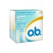 o.b. Compact Applicator 16 Tampons Normal - Boîte 16 tampons