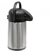 Termosuri inox cu pompa 2.5 litri