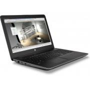HP ZBook 15 G4 Mobile Workstation i7-7700HQ 8GB 256GB SSD nVidia Quadro M1200 4GB Win 10 Pro FullHD (Y6K19EA)