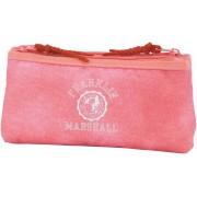 Etui Franklin Marshall pink 10x21x6 cm