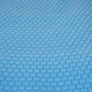 Pool-Abdeckung Wärmeplane Solarplane, Solarabdeckung, blau, Stärke: 200 µm, rund, 4,88 m