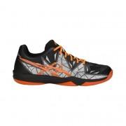 Asics Gel-Fastball 3 Black/Orange 39