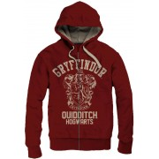 CODI Harry Potter - Gryffindor Quidditch Hooded Sweater
