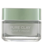 L'Oreal Paris Hudpleie L'Oréal Paris Pure Clay Purify Mask Green (50 ml)