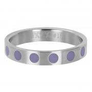 iXXXi Vulring Round Purple Zilver Maat 17