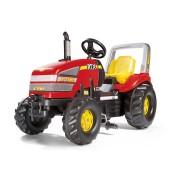 Tractor cu pedale copii Rolly Toys 035557 rosu