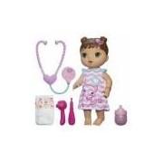 Boneca Baby Alive Cuida de Mim Morena - Hasbro