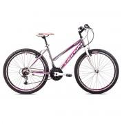 """Capriolo bicikl MTB PASSION L 26'/18HT pink wh - 17"""""""