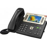 Yealink SIP-T29G Vaste VoIP-telefoon Headsetaansluiting, Handsfree TFT/LCD-kleurendisplay Zwart
