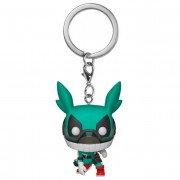 Pocket POP Nyckelring My Hero Academy Deku with Helmet