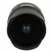 Nikon AF Fisheye Nikkor 10.5mm 1:2.8G DX Schwarz refurbished