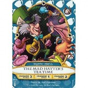 Sorcerers Mask of the Magic Kingdom Game Walt Disney World - Card #36 - The Mad Hatter's Tea Time