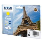 Epson T7024 XL Amarillo WP-4000/4500