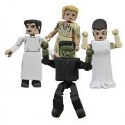 Diamond Select Toys Universal Monsters Minimates: Frankenstein Box Set